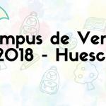 Campus Verano 2018 Huesca