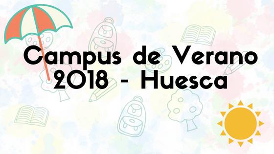 Campus de Verano en Huesca 2018
