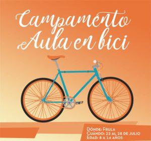 Campameno Aula en Bici