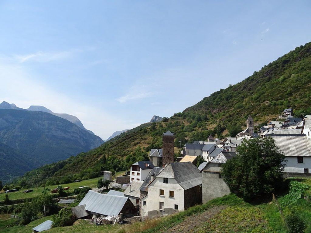 Vista de Gistain - Chistau