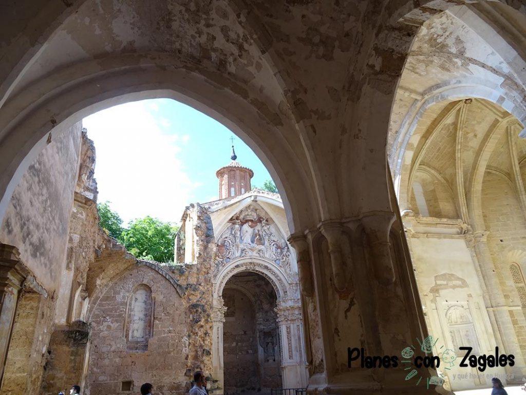 Iglesia Monasterio Piedra