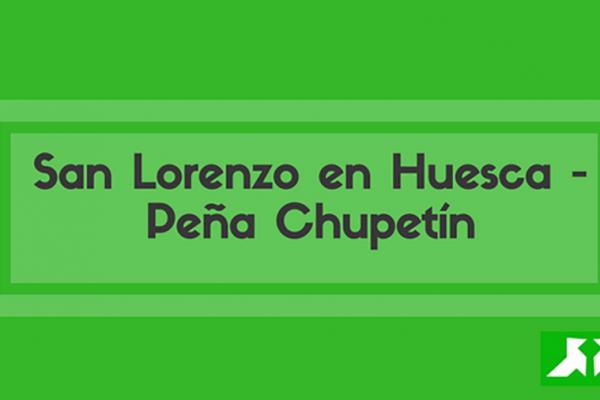 Peña Chupetin Huesca