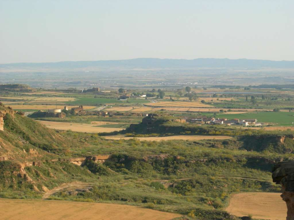 Vista de Fraella
